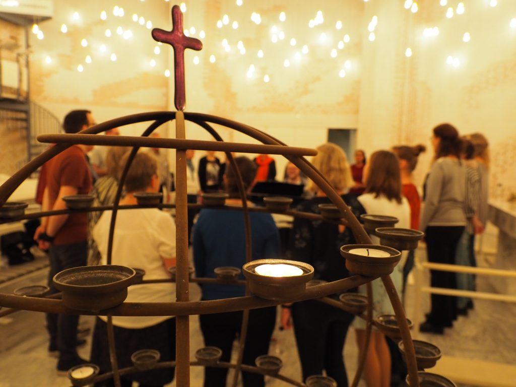 Sommerkoncert med A-Town Gospel i Opstandelseskirken